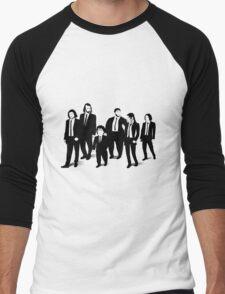 Reservoir Thrones Men's Baseball ¾ T-Shirt