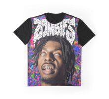 FBZ Purple Poster Graphic T-Shirt