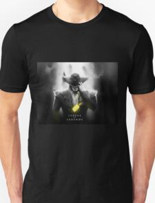 Twisted Fate Unisex T-Shirt