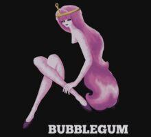 Vintage Bubblegum One Piece - Short Sleeve