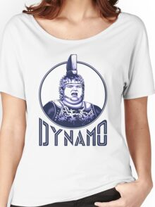 Dynamo Women's Relaxed Fit T-Shirt