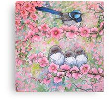 Blossom Family Impression métallique