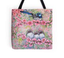 Blossom Family Tote bag