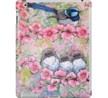 Blossom Family Coque et skin iPad