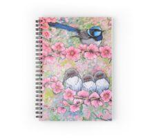 Blossom Family Cahier à spirale