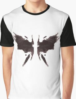 Butterfly Sniper Graphic T-Shirt