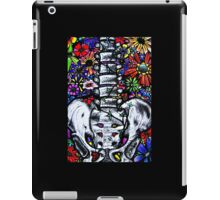 Pelvis Flower iPad Case/Skin