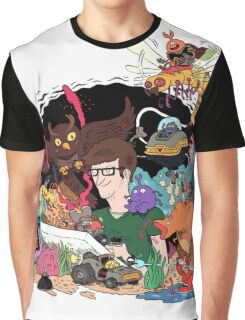 BEYOND THE IMAGINATION Graphic T-Shirt