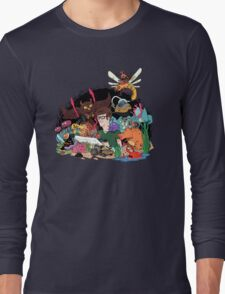 BEYOND THE IMAGINATION Long Sleeve T-Shirt