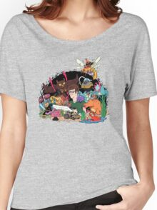 BEYOND THE IMAGINATION Women's Relaxed Fit T-Shirt