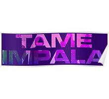 Tame Impala Logo #3 Poster