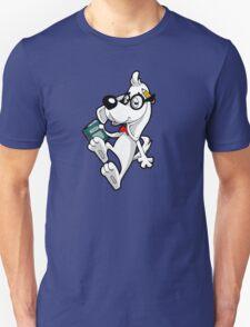GENIUS DOG GENIUS Unisex T-Shirt