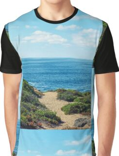 PATH TO THE SEA Graphic T-Shirt