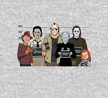 The Usual Suspects - Slasher Films Unisex T-Shirt