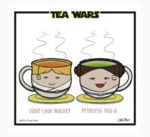 Tea Wars One Piece - Short Sleeve