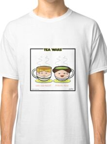 Tea Wars Classic T-Shirt