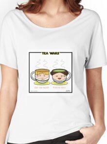 Tea Wars Women's Relaxed Fit T-Shirt