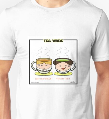 Tea Wars Unisex T-Shirt