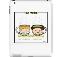 Tea Wars iPad Case/Skin