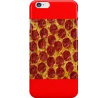 Peperoni Pizza iPhone Case/Skin