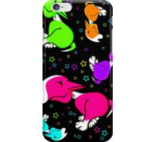 Colourful Innocent English Bull Terrier iPhone Case/Skin