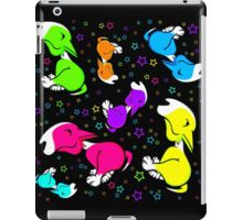 Colourful Innocent English Bull Terrier iPad Case/Skin