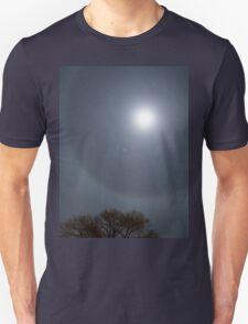 Moon Halo Unisex T-Shirt