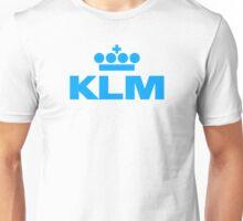 KLM Logo Unisex T-Shirt