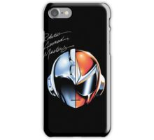 Robotic Armed Masters iPhone Case/Skin