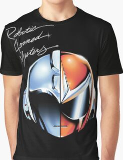 Robotic Armed Masters Graphic T-Shirt