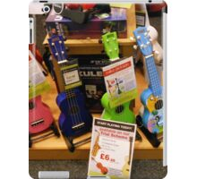 Funky Guitars for Kids iPad Case/Skin