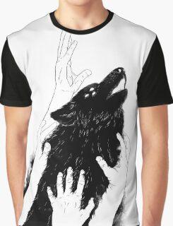 Wolves of Paris Graphic T-Shirt