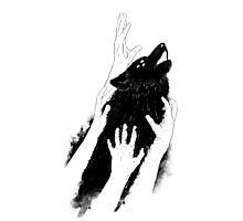 Wolves of Paris Photographic Print
