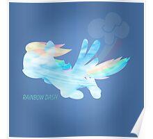 My Little Pony: Rainbow Dash Poster