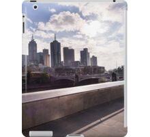 Cubicle lament - Southbank Melbourne iPad Case/Skin