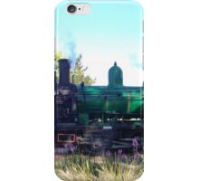 Puffing Billy iPhone Case/Skin