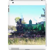 Puffing Billy iPad Case/Skin