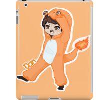 Dan Howell crsvr Charmander  iPad Case/Skin