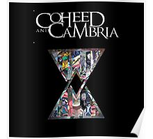 coheed and cambria the afterman artwork Poster