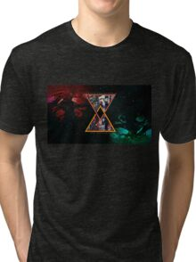 coheed and cambria the afterman ascension and descension Tri-blend T-Shirt