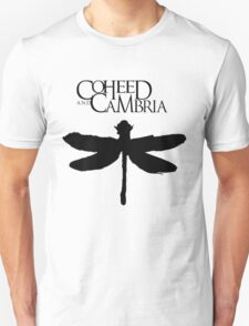 coheed and cambria the second stage turbine blade Unisex T-Shirt