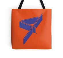 f(x) 4 Walls VALK Logo Kpop Tote Bag