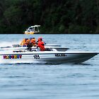 2016 Taree Race Boats 03 by kevin chippindall