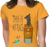 This is my place Womens Fitted T-Shirt