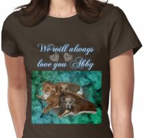 Abby Womens Fitted T-Shirt