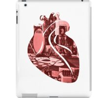 Follow your Heart Punk! iPad Case/Skin