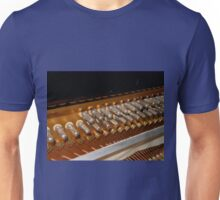 Points of Attachment - Inside The Piano Unisex T-Shirt