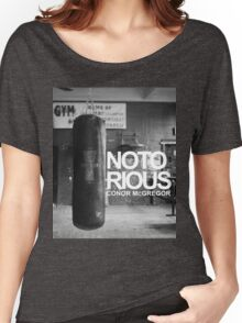 notorious MMA Women's Relaxed Fit T-Shirt