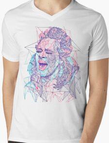 ADELE Mens V-Neck T-Shirt
