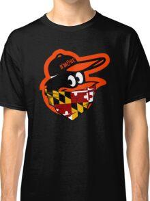 GANGSTER BIRD ( BASEBALL PARODY ) Classic T-Shirt